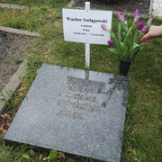 Steinkirchen, Gemeidefriedhof
