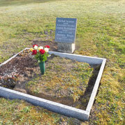Gräpel, Gemeindefriedhof