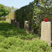 Zeven, Gemeindefriedhof