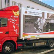 LKW Museum historische Maybach Fahrzeuge