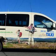 Jura-Taxi: wandern um Neumarkt