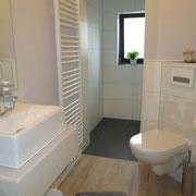 Messezimmer Hannover - Badezimmer eines Messeapartments über 4yourfairs