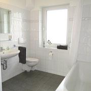Messeapartments in Hannover - modernes Badezimmer in einem Messeapartment über 4yourfairs