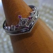 婚約指輪もセットリングで普段使い