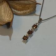 チョコレートダイヤは秋から冬に似合います