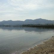 der wärmste See in Kanada