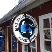 Killler Whale Café (Telegraph Cove)