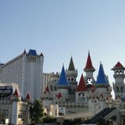Hotel Excalibur (Heimat von Roller und Dominik bei ihre letzten Besuch)