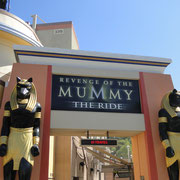 The Mummy (Universal Studios)