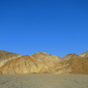 Felsformationen im Death Valley