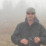 Goony in the mist