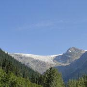 Illecillevaet Glacier