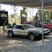 DeLorean aus Back to the Future