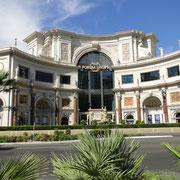 Forum Shops im Caesars (130 Geschäfte und Restaurants)