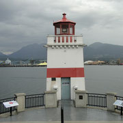 Lighthouse im Stanley Park