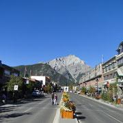 Banff Down Town