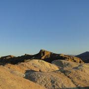 Sonnenaufgang Zabriskie Point