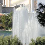 Wasserspiele beim Bellagio