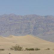 Dunes im Death Valley