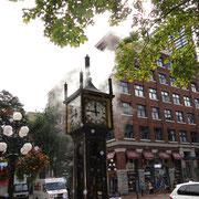 Steamwatch in Gastown