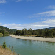 Clearwater River bei Clearwater