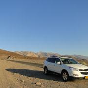 Yorky im Death Valley