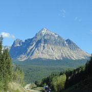 irgend ein Berg in den Rockies