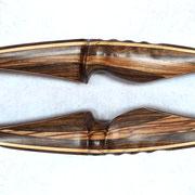 Amazakue und Zebrano