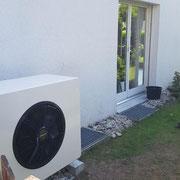 Luft-Wasser-Wärmepumpe von bern.solar in Heimberg bei Thun