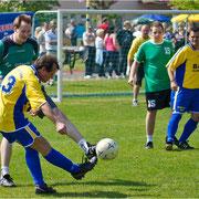 Fussballortstunier um den Pokal des Bürgermeisters 2012