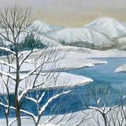 2008年1月 雪景色