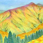 2009年10月 粟ヶ岳