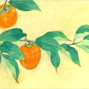 2007年10月 柿