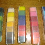 Paleta de 7 colores - 5 modelos a elección