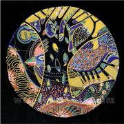 BlueBird- diam.0.20 - Posca et Ors - 2010 - Toute reproduction interdite