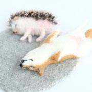 ねんねコースター 柴犬 4000円(1点)