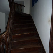 l'escalier d'origine