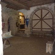 la cuisine du sous sol