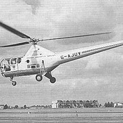 The world's first scheduled inter-city helicopter service ran between Castle Bromwich and London in 1950