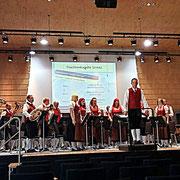 2016: Die TK Sirnitz beim LandesKONZERTwettbewerb am 22. Mai