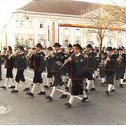 1995: Landesfestumzug im Rahmen der Kärntner Volksabstimmung 1920