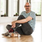 Lars Leseberg, Tanzlehrer und Chef der Tanzschule Leseberg in Pinneberg. Fotografiert von Bernd Euler