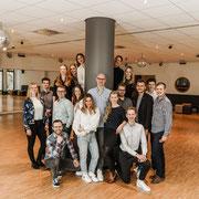 Die Tanzlehrer der Tanzschule Leseberg in Pinneberg. Fotografiert von Bernd Euler