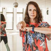 Stephanie, Tanzlehrerin der Tanzschule Leseberg in Pinneberg. Fotografiert von Bernd Euler