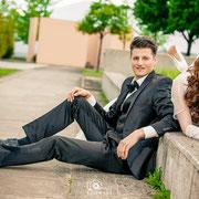 Afterwedding Hochzeitsshooting in Hannover am Expogelände