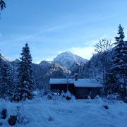 Winterwanderung Schwarzachenalm