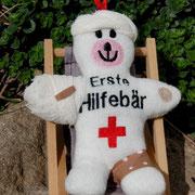 Erste Hilfe Bär 9,90 €