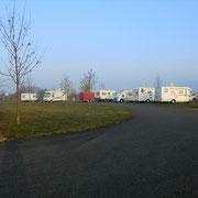Premium-Stellplatz- Knaus-Campingpark
