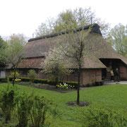 Historisches Gebäude im Kurpark