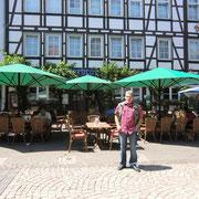 """""""Zum Krug"""" in Eschwege, gutes Essen"""